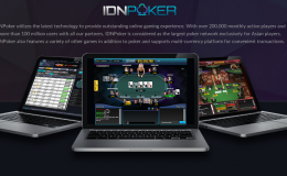 Play IDN Poker Online